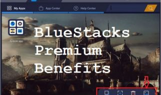 BlueStacks Premium Benefits
