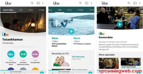 ITV Hub APK download