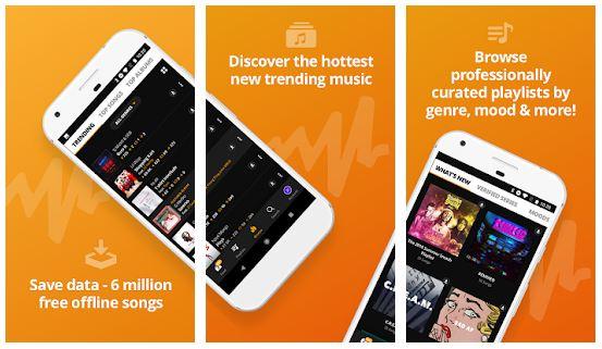 Audiomack App Features