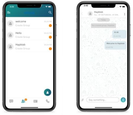 HapBlab App Features