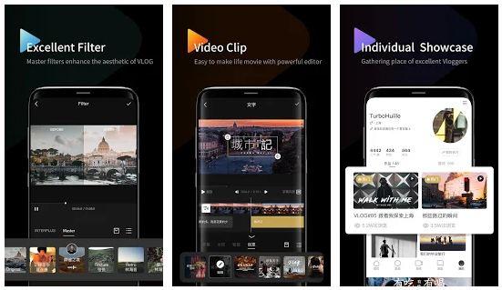 InterPhoto App Features