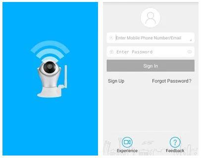 NexHT Cam App Features