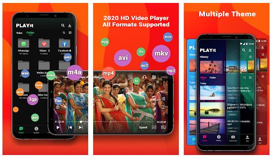 PLAYit App Features