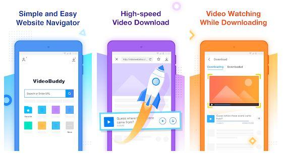 VideoBuddy App Features