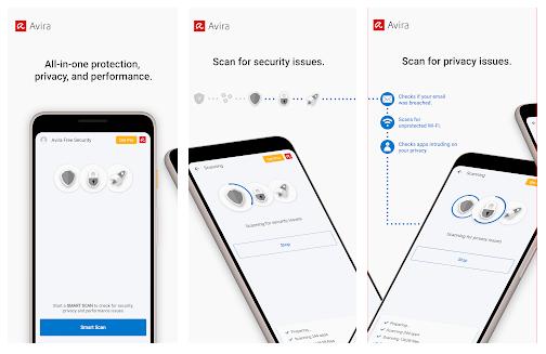 Avira Antivirus 2020 App Features