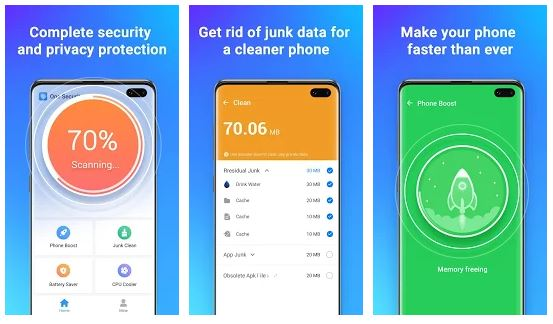 One Security App Features