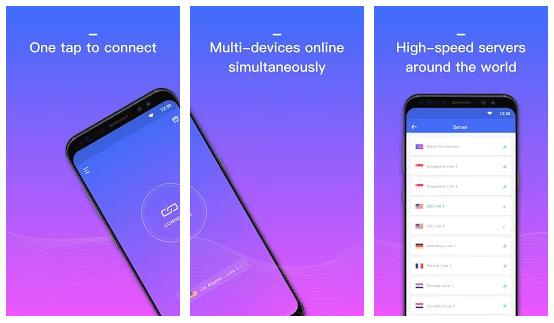 PlexVPN App Features