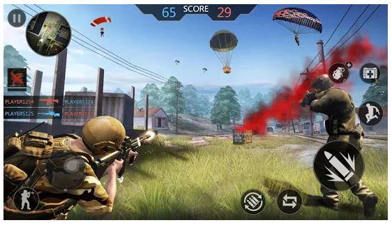 Cover Strike App Gameplay