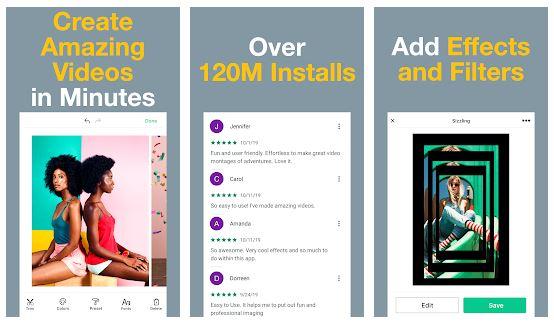 Magisto App Features