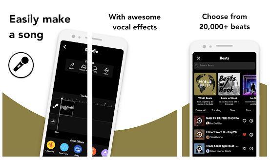 RapChat App Features
