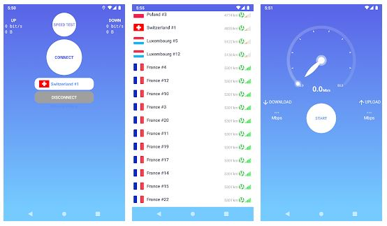 VPN Master PRO App Features