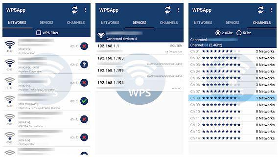 WPSApp Features