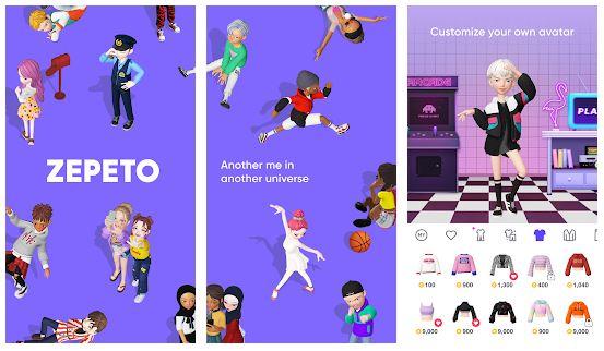 ZEPETO App Features