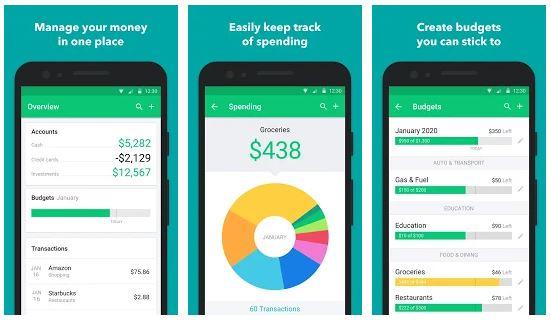 Mint App Features