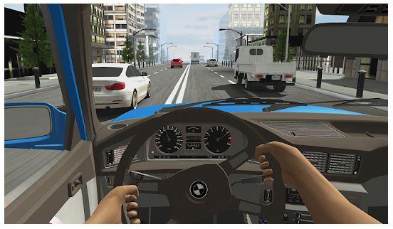 Racing in Car 2 Game App