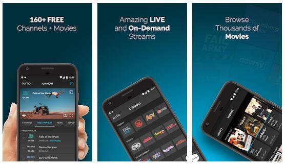 XUMO App Features