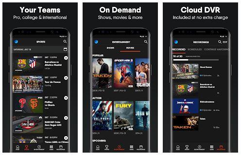 FuboTV App Features