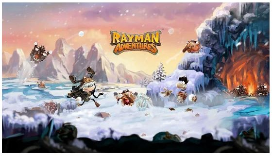 Rayman Adventures Game Features
