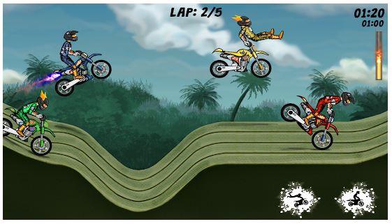 Stunt Extreme App Features