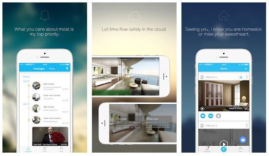 Eye4 App Features