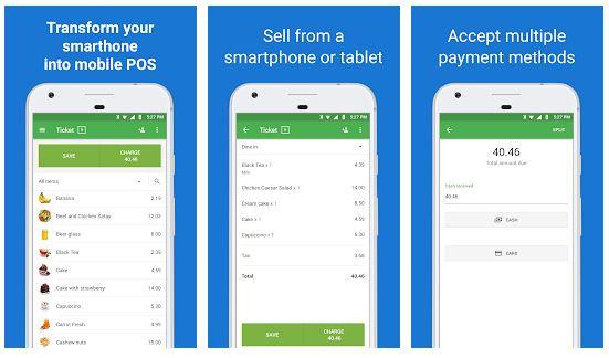Loyverse POS App Features