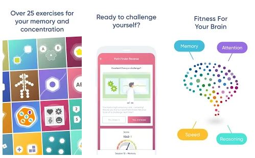 NeuroNation App Features