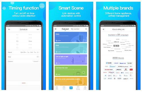 eWeLink App Features