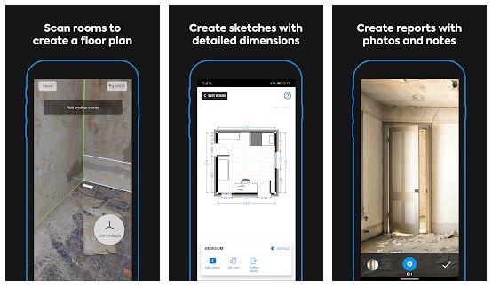 Magicplan App Features