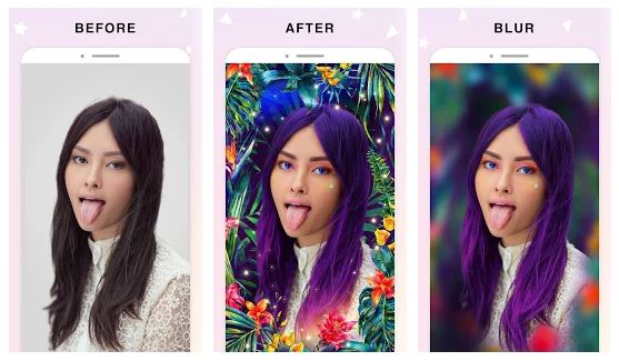 Fabby Photo Editor App Features